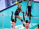 8连胜!中国女排3:0击败肯尼亚,稳居积分榜第一位